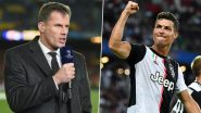 Cristiano Ronaldo Left Real Madrid Because of Lionel Messi, Says Jamie Carragher