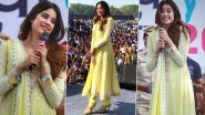 Janhvi Kapoor Shows Why Strokes Of Sunshine Yellow Will Always Make You Smile!