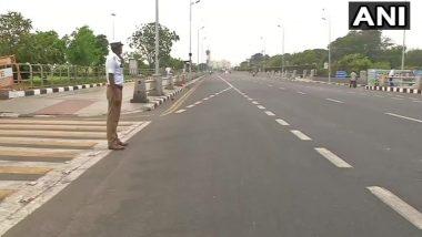 COVID-19 Outbreak: Tamil Nadu Extends Janta Curfew Till 5 Am Tomorrow