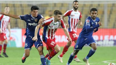 ISL 2019–20: Javi Hernandez Double Helps ATK Beat Chennaiyin FC 3–1 and Lift Third Indian Super League Title
