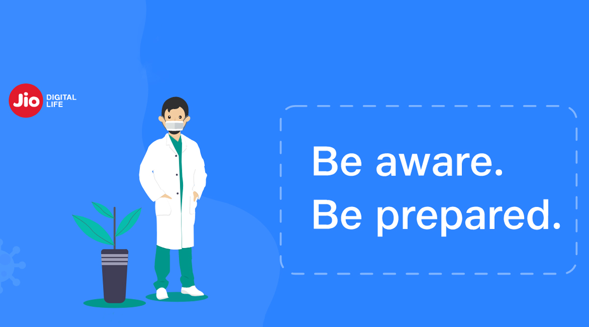 COVID-19 Symptom Checker: Reliance Jio Launches Self-Diagnostic Tool on MyJio App and Jio.com, Here's How it Works
