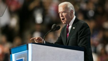 US President-Elect Joe Biden Urges Americans Not to Travel During Holiday Season Amid COVID-19 Pandemic