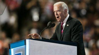 US Presidential Debate 2020: Donald Trump 'Does Take Advantage of Tax Code' and 'Pays Less Tax Than a Schoolteacher', Says Joe Biden