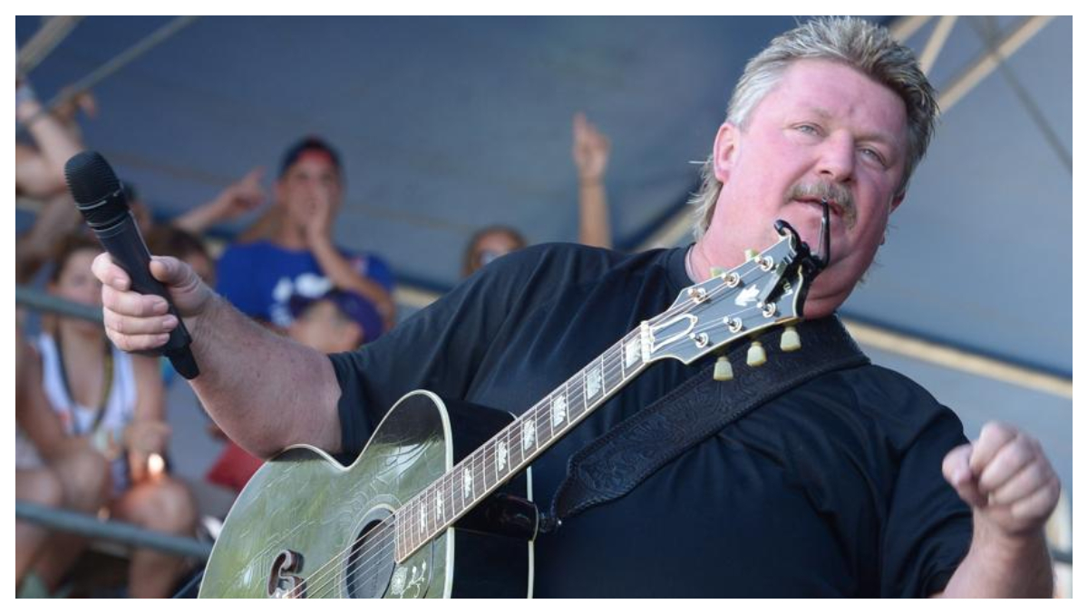 Country Music Veteran Joe Diffie Tests Positive for COVID-19
