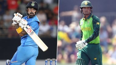 India vs South Africa Dream11 Team Prediction: Tips to Pick Best Playing XI With All-Rounders, Batsmen, Bowlers & Wicket-Keepers for IND vs SA 1st ODI Match 2020