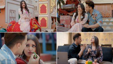 Kalla Sonha Nai Song: Asim Riaz and Himanshi Khurana's Fun and Crackling Chemistry Wins Our Hearts (Watch Video)