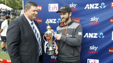Kane Williamson After New Zealand Thrash India to Win Test Series, Says '50 More Runs Would Have Made Things Challenging'
