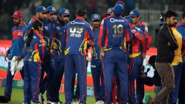 PSL 2021 Live Streaming Online in India: How To Watch Free Telecast of Karachi Kings vs Lahore Qalandars Pakistan Super League 6 Match in IST?