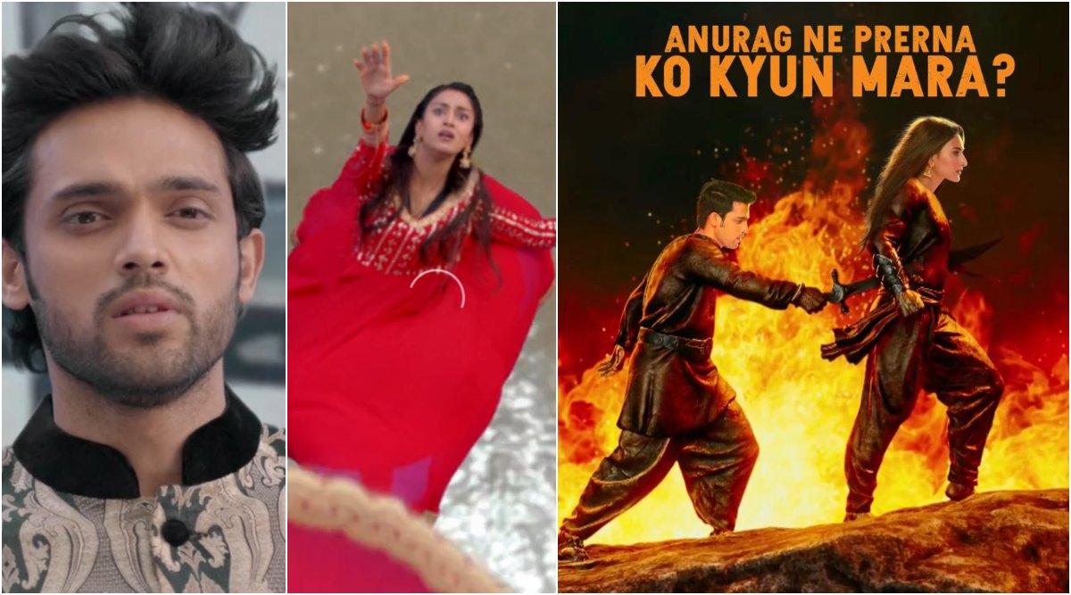 Kasautii Zindagii Kay 2: '#AnuNePreKoKyonMaara' Is The New '#KattappaNeBaahubaliKoKyunMaara' Mystery Amongst Avid Viewers of The Show
