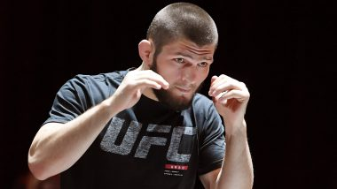 UFC Lightweight Champion Khabib Nurmagomedov Wants Media to Promote MMA Fighters by Covering Their Life