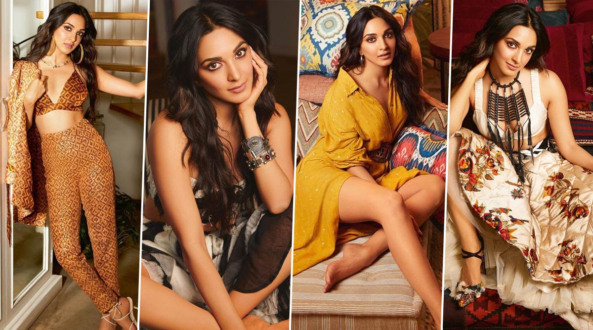 Kiara Advani Is Radiating Positivity, Being All Haute and Happening in Couture for Cosmopolitan Magazine Photoshoot!