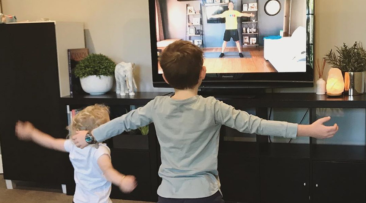 Kids Exercise at Home: Workouts That Will Keep Your Child Active Inside the House (Watch Videos)