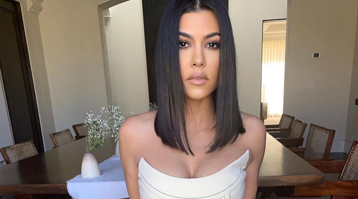 Kourtney Kardashian Reveals Why She Deleted Her Son Mason Disick's Instagram Account