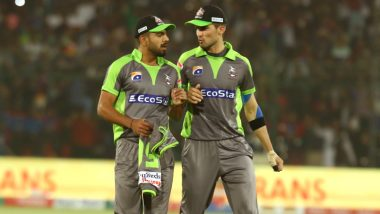 PSL 2021 Live Streaming Online in India: Watch Free Telecast of Lahore Qalandars vs Islamabad United Pakistan Super League 6 Match in IST?