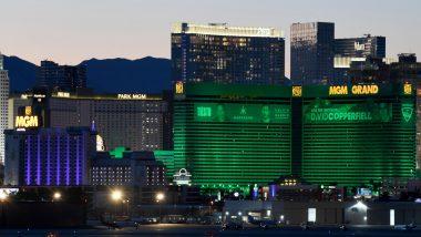 Coronavirus Outbreak in US: Las Vegas Casinos, Hotels to Temporarily Close