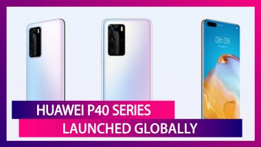 Huawei P40, P40 Pro & P40+Sporting A 32MP Dual Front Camera Setup Camera Launched; Check Prices, Variants, Features & Specifications