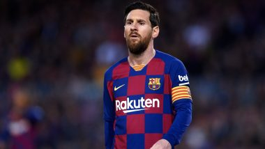 Lionel Messi Disappears from Instagram for About 40 Minutes, Returns to Normal Later