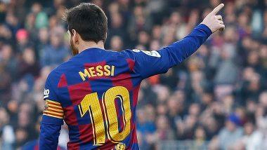 Lionel Messi Joins Fight Against Coronavirus, Donates 1 Million Euros to Barcelona-Based Hospital