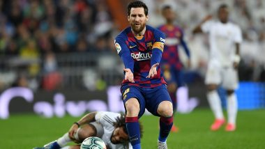 Lionel Messi Trolled With Funny Memes And Jokes For Poor Performance In Barcelona S 0 2 Defeat To Real Madrid In El Clasico 2019 20 Clash Latestly
