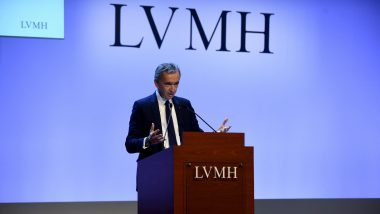 Louis Vuitton Owner LVMH to Make Hand Sanitisers for French Hospitals at Christian Dior, Guerlain and Givenchy Perfume, Cosmetics Factories Amid COVID-19 Spread