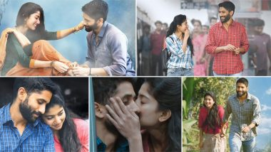 Love Story Lyrical Video Song Ay Pilla: Sai Pallavi and Naga Chaitanya's Chemistry Looks Pretty In This Beautifully Composed Track
