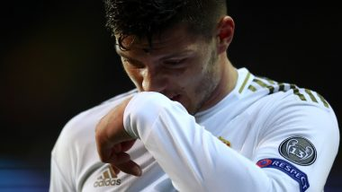 Luka Jovic Apologises for Breaching Quarantine Rules After Serbian Government Press Charges Against Real Madrid Footballer