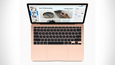 Apple iPad Pro With LiDAR Scanner, MacBook Air & Magic Keyboard Launched in India; Check Prices, Features, Variants & Specifications