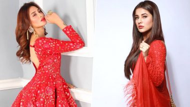 Bigg Boss 13: Is Mahira Sharma 'Jealous' of Her Co-Contestant Shehnaaz Gill? (Watch Video)