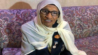 Milind Soman Shares Inspiring Post About Man Kaur, Pinkathon Mascot and World Champion Athlete Who Celebrated Her 105th Birthday