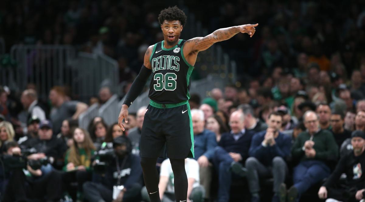 Coronavirus: Two LA Lakers Players, Boston Celtics' Marcus Smart Tested Positive for COVID-19