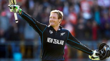 On This Day: When Martin Guptill Brought Up the Highest Individual Score in World Cup History