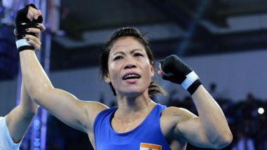 Mary Kom Says Will Not Give Up Until I Win Gold at Olympics