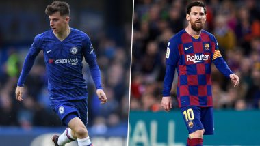 Lionel Messi Heaps High Praise on Chelsea's Mason Mount, Says 'He Has the Potential to Be One of the Best'
