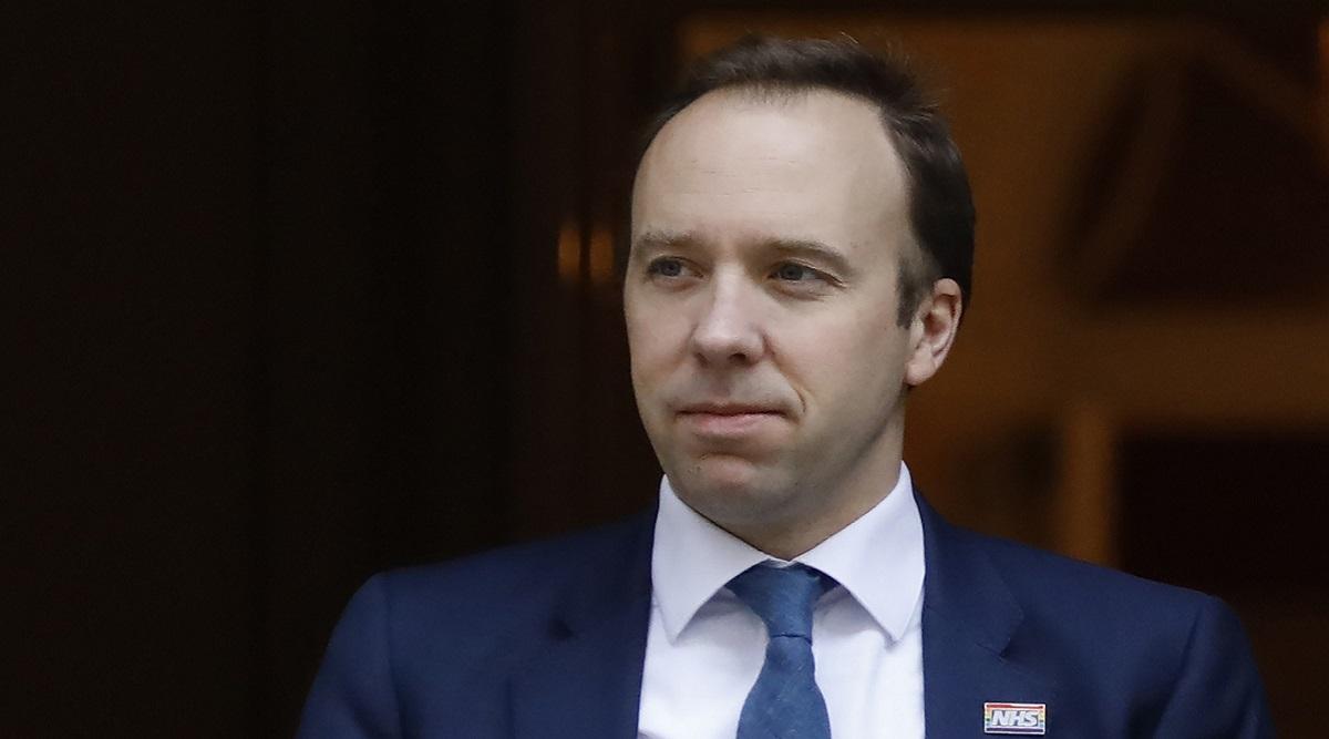 UK Health Secretary Matt Hancock Tests Coronavirus Positive After PM Boris Johnson, Kept in Self-Isolation