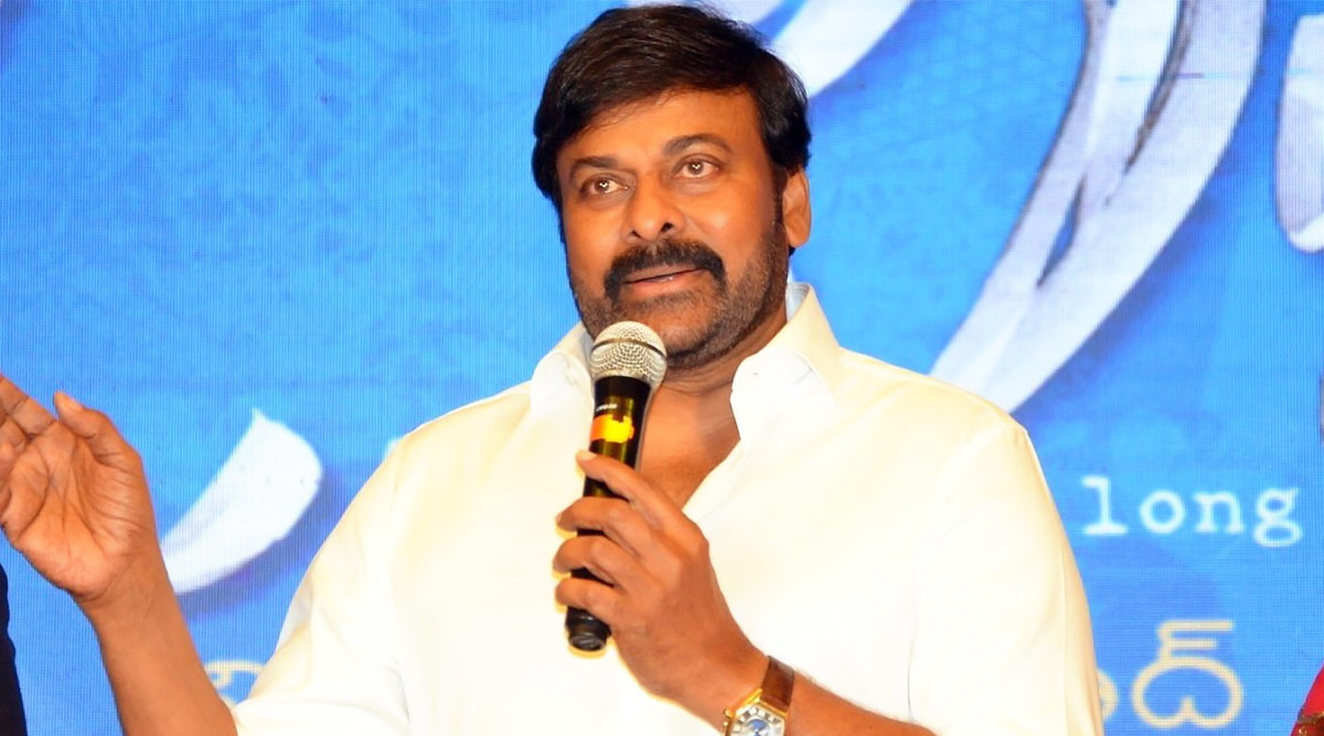 Chiranjeevi's Social Media Debut Gets a Thunderous Response from Fans