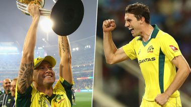 Michael Clarke Believes Pat Cummins Should Be Australia's Next Captain, Says 'He Sees the Game How a Captain Needs To'
