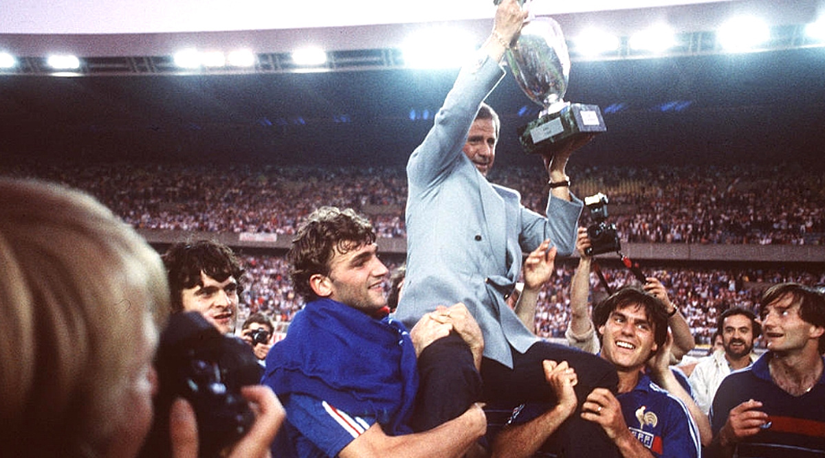 France's 1984 European Championship-winning Coach Michel Hidalgo Passes Away at 87