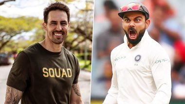 Mitchell Johnson Revives Old Rivalry With Virat Kohli, Takes a Sly Dig at Indian Captain Over His 'Dikha Doonga' Comment