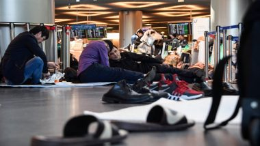 Russia to Ground All International Flights Over Coronavirus Spread