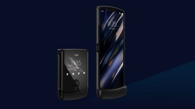 Motorola Razr Foldable Phone Launched in India For Rs 1.25 Lakh; Check Features, Variants, Specs & Pre-booking