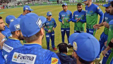PSL 2021 Live Streaming Online in India: Watch Free Telecast of Multan Sultans vs Peshawar Zalmi, Pakistan Super League 6 Match in IST