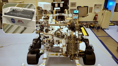 NASA's Perseverance Rover Will Take Names of 11 Million People to Mars