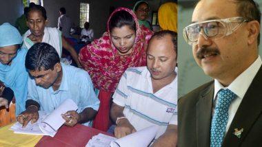 NRC Internal Matter of India, Won't Have Implications on Bangladesh: Foreign Secretary Harsh Vardhan Shringla