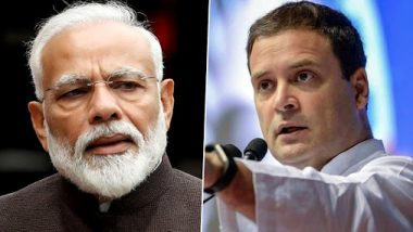 Fuel Price Hike: Rahul Gandhi Takes Dig at Narendra Modi Govt, Says 'Condition of Govt Is Such That if Rates Do Not Increase Then It Becomes Big News'