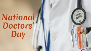 National Doctors' Day 2021 in US: Know Date, History and Significance of The Observance Expressing Gratitude to All Physicians