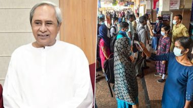 Naveen Patnaik Govt to Set Up 1000-Bed Hospital to Treat COVID-19 Patients in Odisha, State CM Claims Hospital Will be Functional in a Fortnight