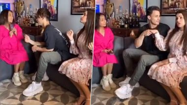 Kalla Sonha Nai: Asim Riaz Is One Confused Soul Between Himanshi Khurana and Neha Kakkar (Watch Video)
