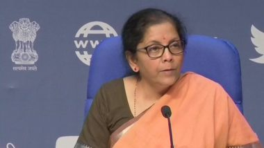 Coronavirus Economic Package: Nirmala Sitharaman Announces Free Food, Cash Under Rs 1.7 Lakh Crore PM Garib Kalyan Yojana For Poor, Insurance Cover For Doctors And Other Frontline Workers