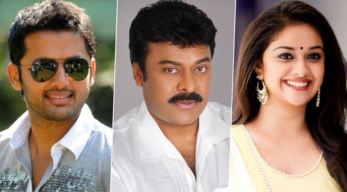 Nithiin Birthday: Megastar Chiranjeevi, Keerthy Suresh and Others Extend Heartwarming Wishes to the Tollywood Hero!