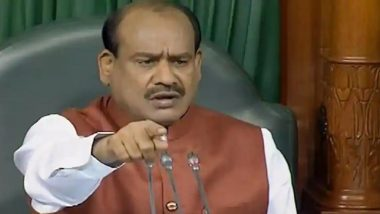 Lok Sabha Speaker Om Birla Revokes Suspension of 7 Congress MPs Who Were Suspended For Creating Disruption In The House